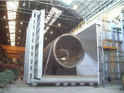 Large-Type-Welding-Seam-Vessel-Annealing-Furnace
